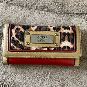 FREE ADDON Vintage guess wallet